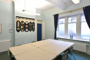 Robing Room for Hire